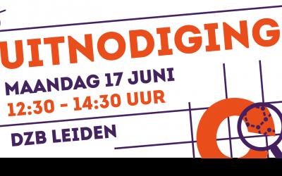 Uitnodiging Open Innovatie Lab evenement 17 juni