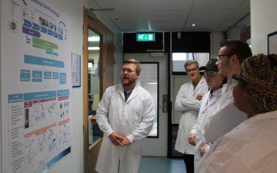 Studenten aan de slag met challenge van Janssen Nederland