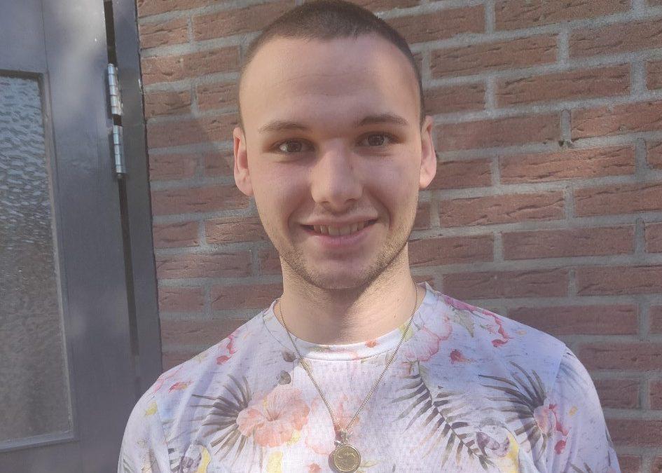 Studenten team Leiden Kennisstad: Fabio Korndorffer