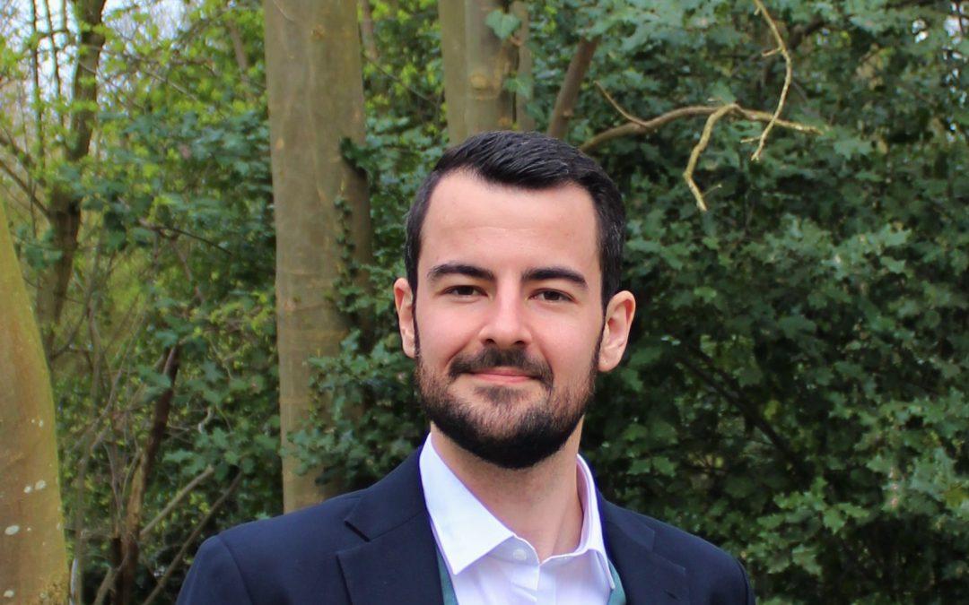 Ons Team: Jordy van Kampen
